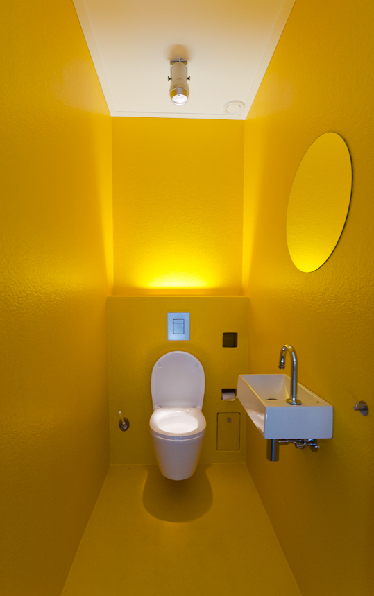 Beautiful Gele Badkamer Images - House Design Ideas 2018 - gunsho.us