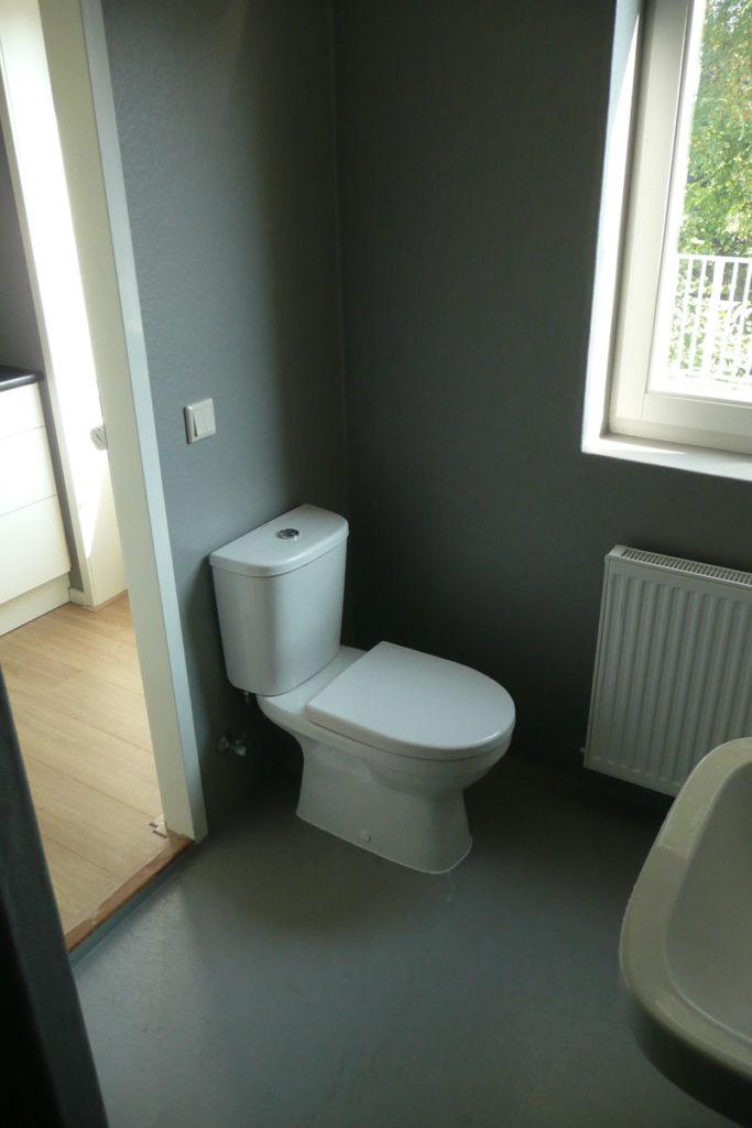 Woning in Breukelen – Polyester Sanitair. Badkamers en toiletten van ...